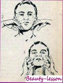 Самомассаж лица, головы и шеи