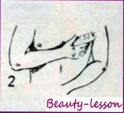 Самомассаж груди и спины