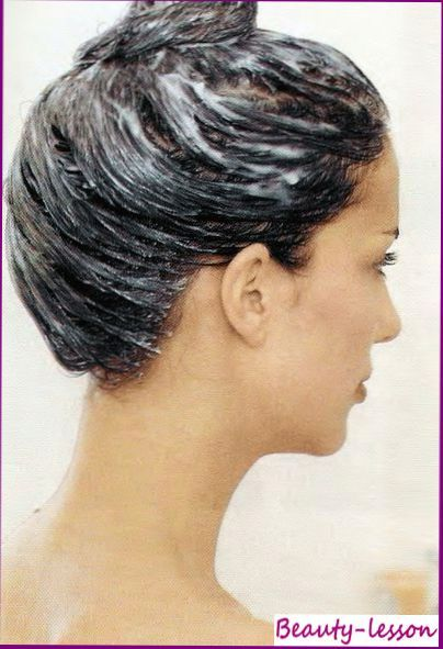 Соки для волос