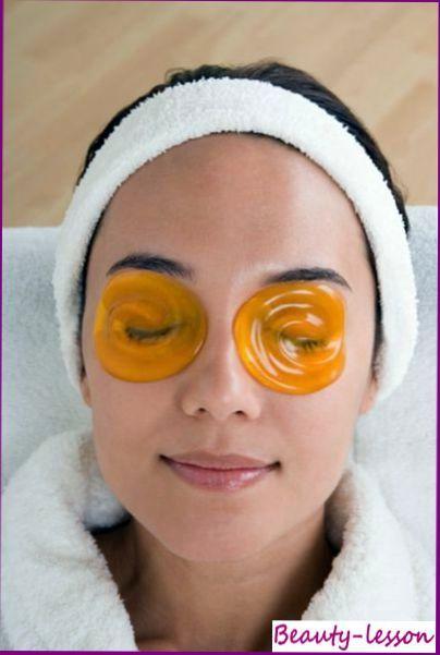 Маски от морщин вокруг глаз и лица в домашних условиях