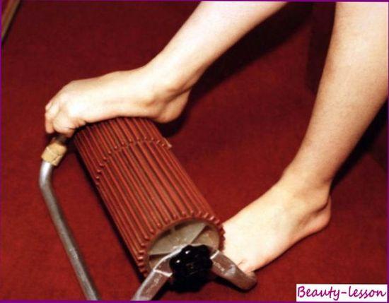 Грибок на ногтях парить ноги