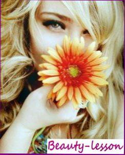 Цвета, которые идут блондинкам