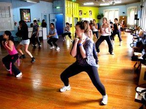 Зумба   фитнес или танец?